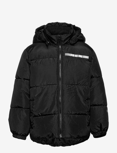 Jacket puffer Leon - dunjackor & fodrade jackor - black