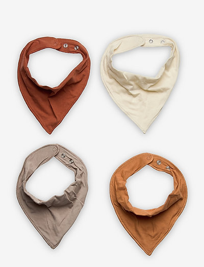 Scarf 4 pack solids - dregglisar - red