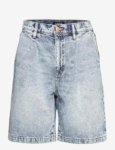 Shorts denim Ella lt blue - denim shorts - blue