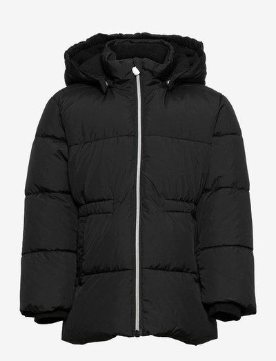 Jacket puffer - puffer & padded - black