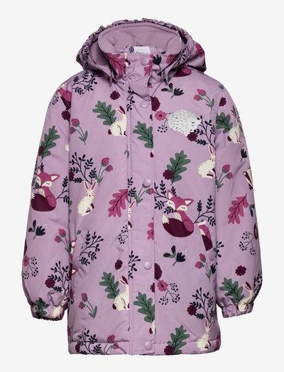 Jacket taslon - dunjackor & fodrade jackor - lilac