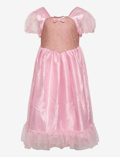Dress princess dress out - utklädningsdräkter - pink