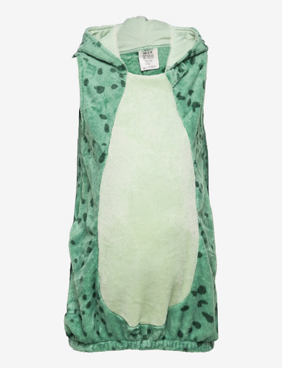 Pyjama onesies dino drees out - utklädningsdräkter - green