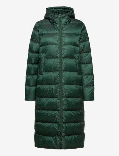 Coat Eve - winter coats - green