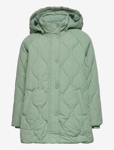Jacket quilted Sabina - dunjackor & fodrade jackor - green