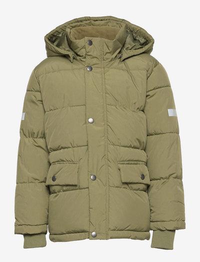 Jacket puffer - dunjackor & fodrade jackor - lime