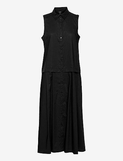Dress Elsa - sommerkleider - black