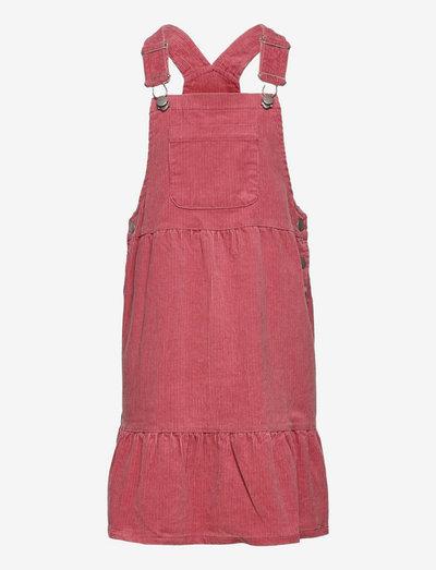 Dress dungaree Siri - klänningar - pink