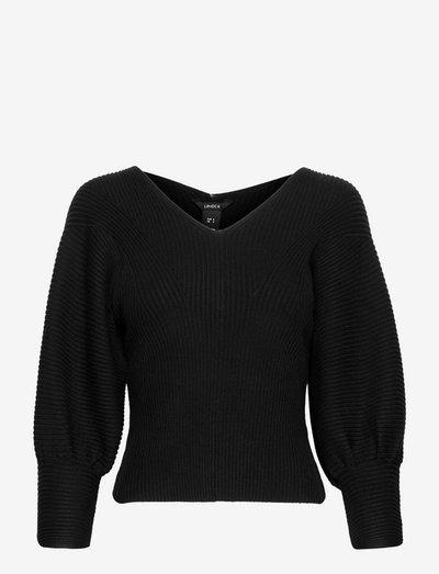 Sweater Diana - truien - black