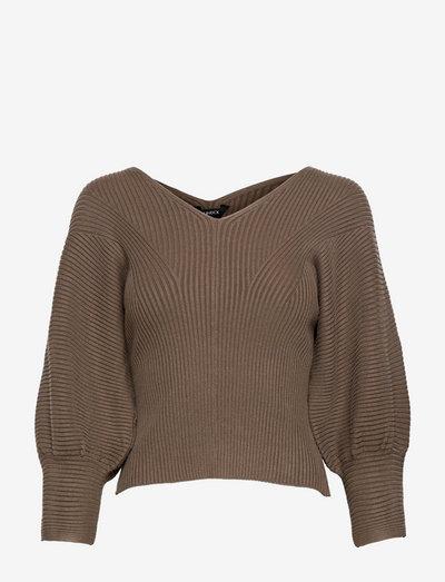 Sweater Diana - truien - brown