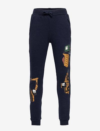 Trousers Vehicles - sweatpants - blue