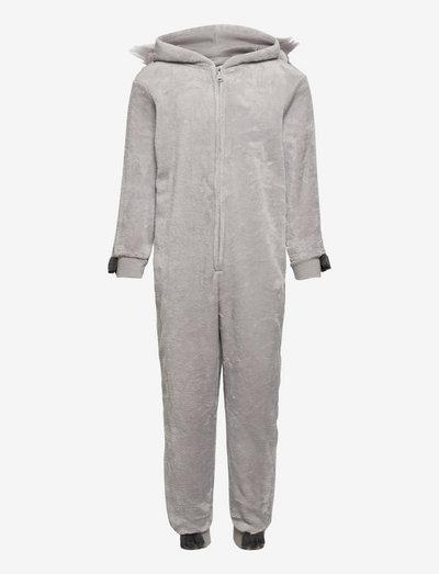 Pajama onesies Koala - sovoveraller - grey