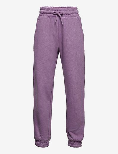 Trousers Ocean jogger - sweatpants - lilac