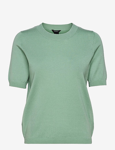 Sweater Polly - hauts tricotés - green