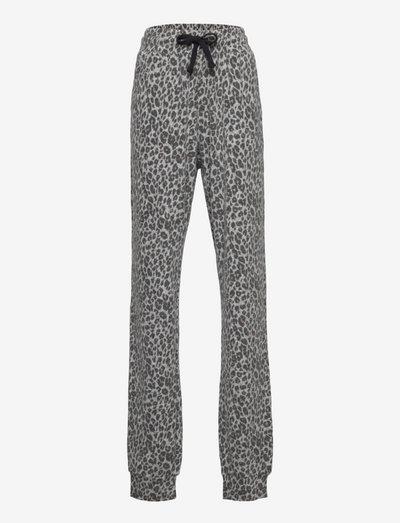 Trousers Cassie - spodnie dresowe - black