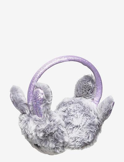 Earmuffs fur rabbit - Öronmuffar - beige