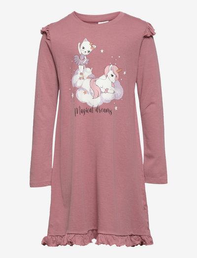 Nightdress Unicorn Sweet balle - klänningar - pink