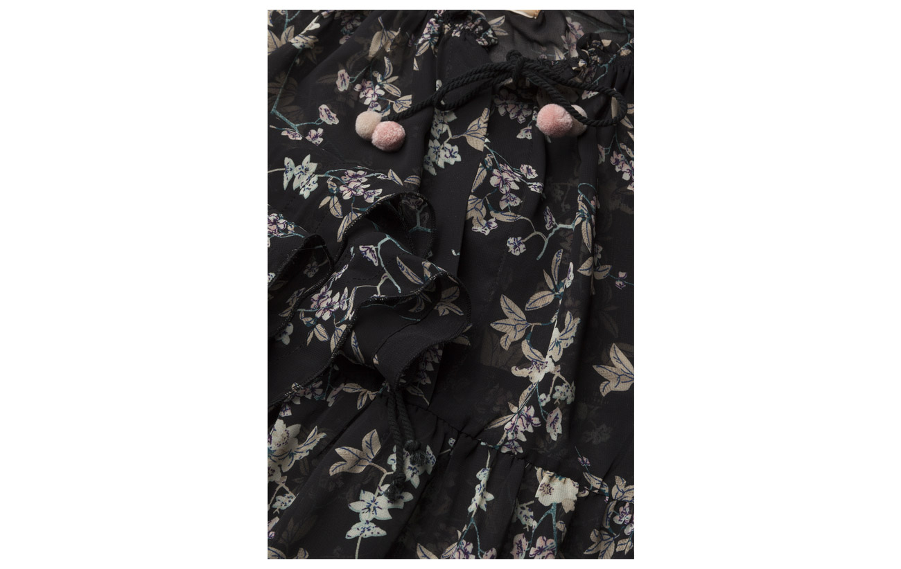 Polyester Short Missi Oslo Line Of Black 100 EwqYqPtx
