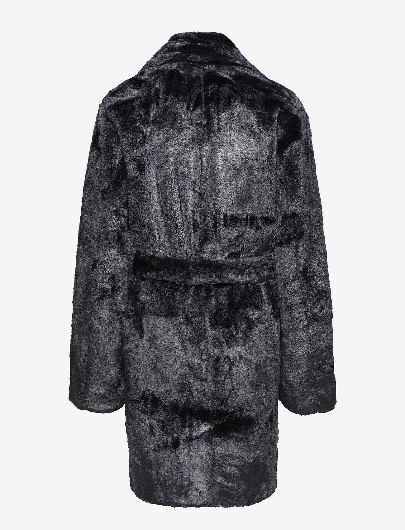 Line Of Oslo Barbara Faux Fur - Jackets & Coats