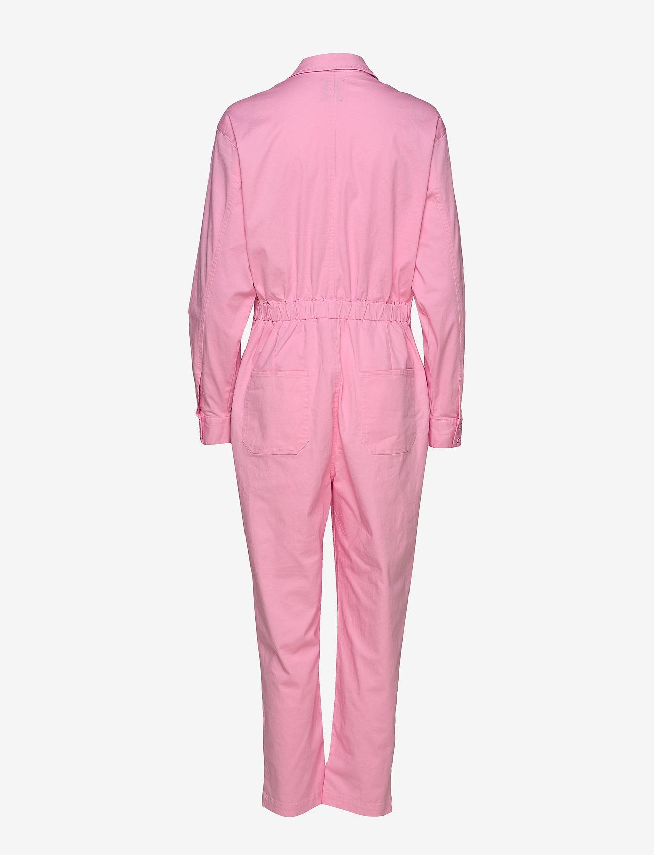 Line of Oslo - Bondi solid - jumpsuits - pink - 1