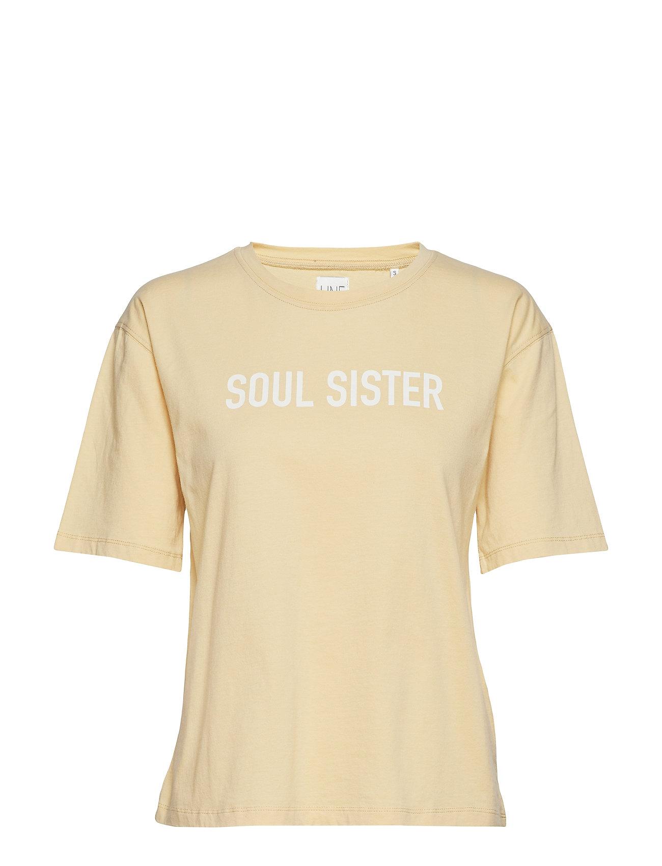 Image of Jamie T-shirt Top Gul Line Of Oslo (3406225855)