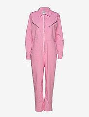 Line of Oslo - Bondi solid - jumpsuits - pink - 0