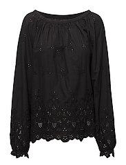 Hiawatha lace - Black
