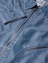 Line of Oslo - Bondi tencel - jumpsuits - blue - 2
