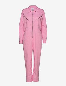 Bondi solid - jumpsuits - pink