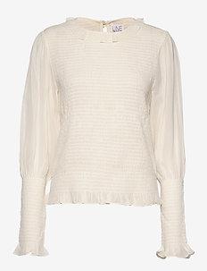 Tasha - basic t-shirts - creme