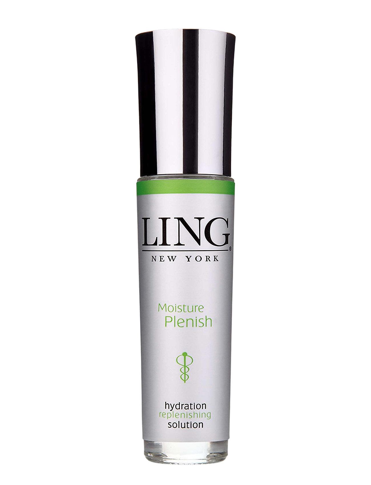 LING New York Moisture Plenish - hydration replenshing solution - CLEAR
