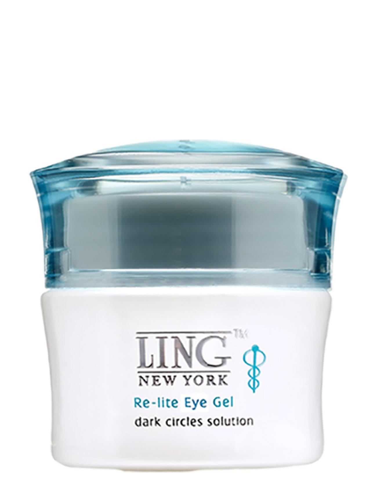 LING New York Re-Lite Eye Gel - dark circles solution - CLEAR