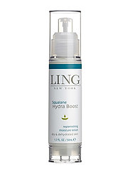 LING New York Hydra Squalane  - advanced nourishment  solution - CLEAR