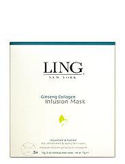 LG Gingseng Collagen Infusi Mask 5 sheet
