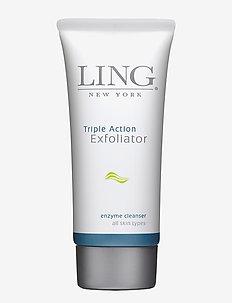 Triple Action Exfoliator - enzyme cleanser - ansiktsrengöring - clear