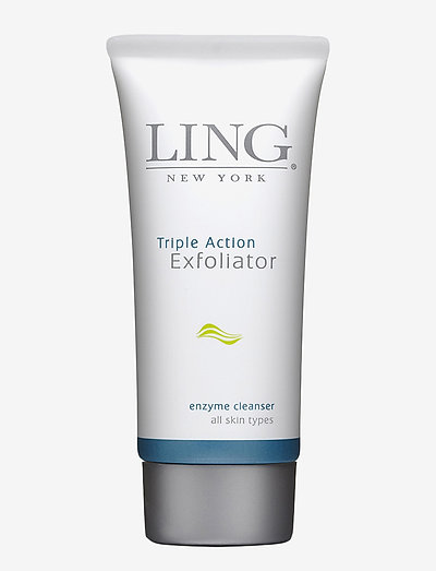 Triple Action Exfoliator - enzyme cleanser - ansigtsrens - clear