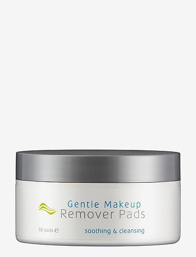 Gentle Makeup Remover Pads - soothing & cleansing - sminkefjerner - clear