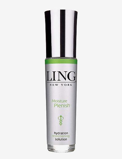 Moisture Plenish - hydration replenshing solution - CLEAR