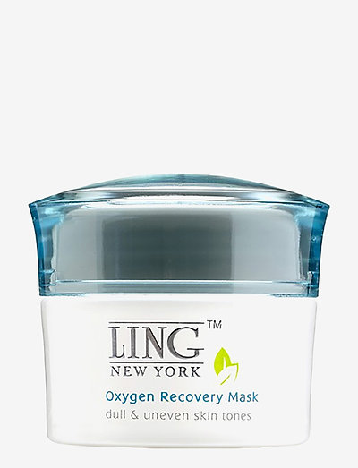 Instant Oxygen Recovery Mask - brightening & reviving - ansiktsmasker - clear