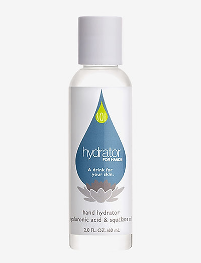 Hand Hydrator - hyaluronic acid & squalane oil - CLEAR