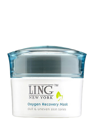 Instant Oxygen Recovery Mask - brightening & reviving - CLEAR