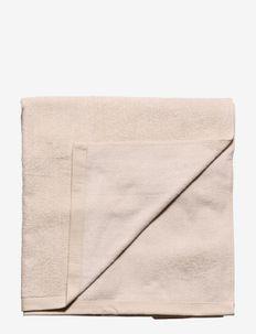 AVILON TOWEL - håndklæder - creamy beige