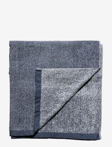 AVILON TOWEL - handdoeken en badhanddoeken - dark steel blue