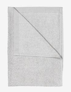 EAST BATH TOWEL - håndklæder - light grey