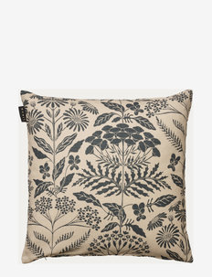 MIDSUMMER CUSHION COVER - pudebetræk - dark charcoal grey