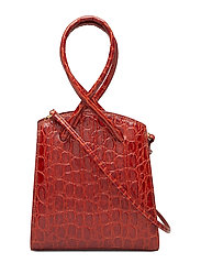 TWISTED WRISTLET - RED