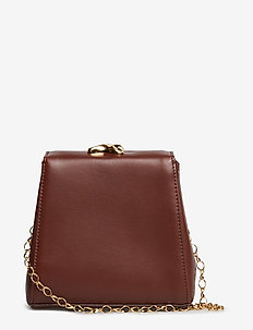 MADEMOISELLE MINI CHAINED - CHESTNUT