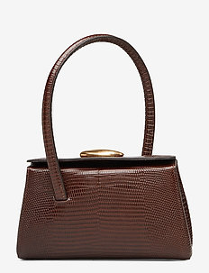 BABY BOSS BAG - DARK BROWN