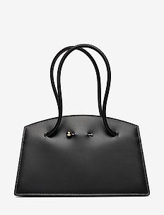 MINI PORTFOLIO - handbags - black