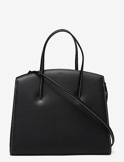 MINIMAL MINI TOTE - väskor - black
